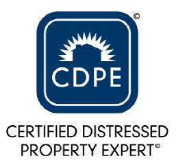 certified distressed property expert frederick